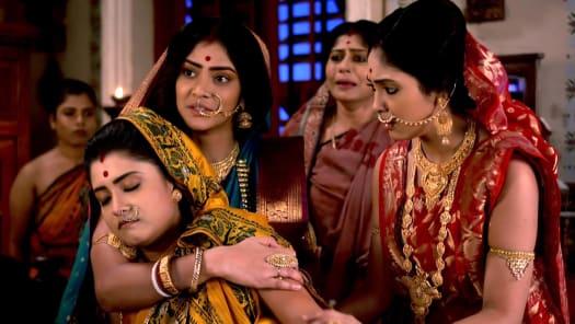 Watch Debi Choudhurani TV Serial Episode 316 - Prafulla, Brajeshwar