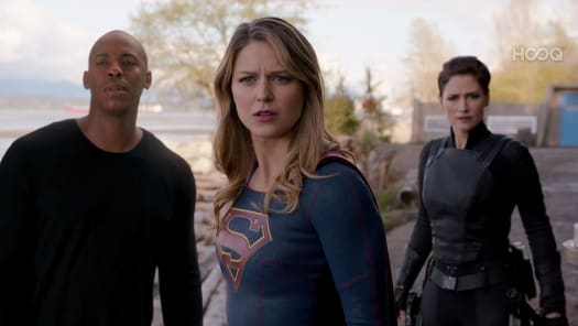 Watch Supergirl Season 4 Episode 10 Online on Hotstar