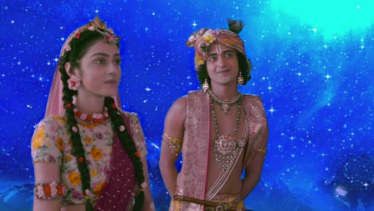 Watch RadhaKrishn TV Serial Episode 272 - Krishna Adds to