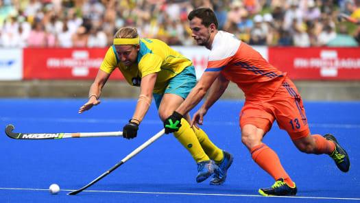 Hockey: Australia vs Netherlands