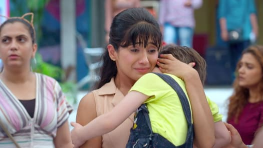 Watch Yeh Rishta Kya Kehlata Hai TV Serial Episode 381 - Kairav Is Sick?  Full Episode on Hotstar