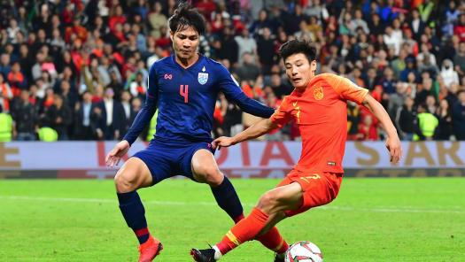 Thailand Vs China