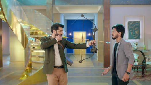 Watch Nazar TV Serial Episode 254 - Nishant Wreaks Havoc Full Episode on  Hotstar