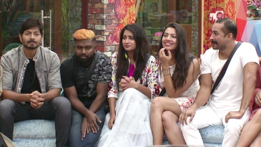 Watch Bigg Boss TV Serial Episode 44 - Mumaith Turns Rogue Full