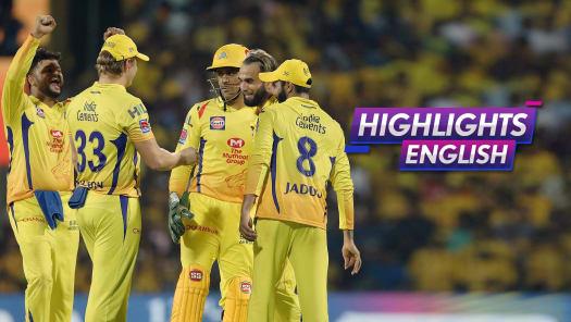 IPL 2019: CSK vs KKR Match Highlights, Chennai Super Kings