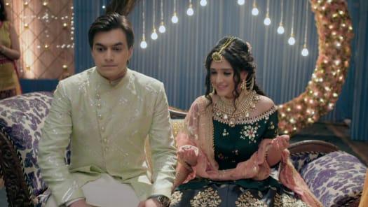 Watch Yeh Rishta Kya Kehlata Hai TV Serial Episode 380 - Kartik's