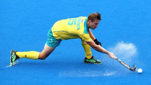 Hockey: Australia vs New Zealand