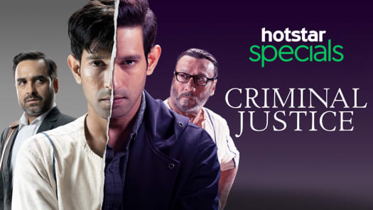 Watch Hotstar Specials - Criminal Justice Season 1 Episode 2 - Under
