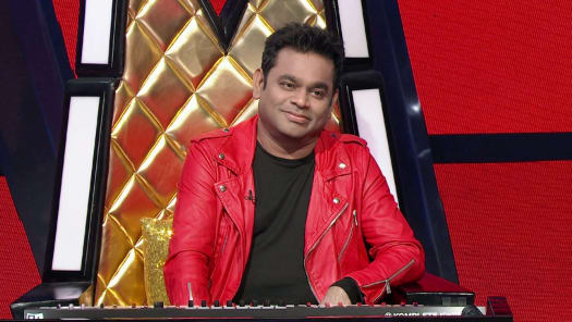 Watch The Voice TV Serial Episode 1 - The Musical Spectacle Begins! Full  Episode on Hotstar