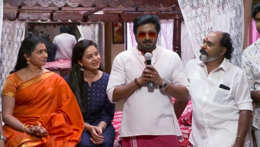 Watch Vijay Television Awards TV Serial Episode 4 - A Spectacular