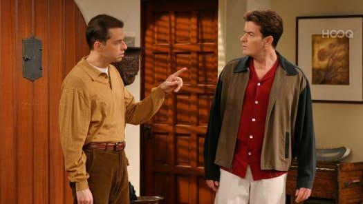Watch Two and a Half Men Season 11 Episode 9 Online on Hotstar