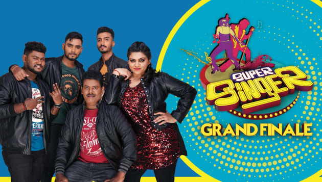 10-11-2019 - Super Singer Season 07 Grand Finale - VijayTv Shows