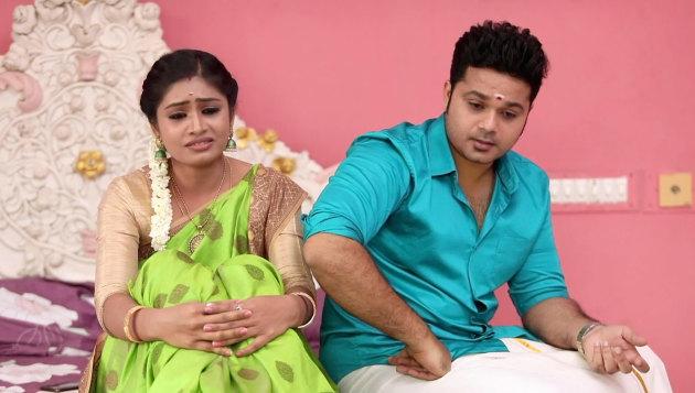 Kaatrin Mozhi 28-10-2020 Vijay TV Serial