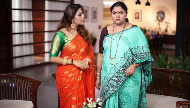Ponnukku thanga manasu 29-10-2020 vijay tv serial