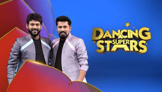 08-12-2019  Dancing Super Stars - VijayTv Shows