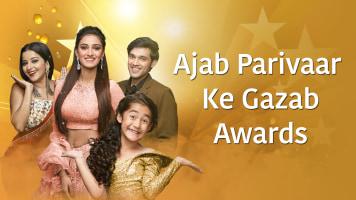 Ajab Parivaar Ke Gazab Awards