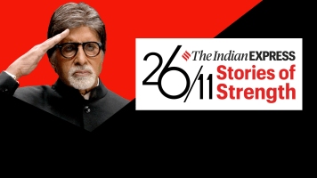 The Indian Express 26/11 Stories Of Strength