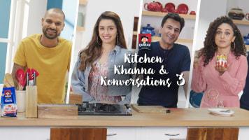 Kitchen, Khanna & Konversations!
