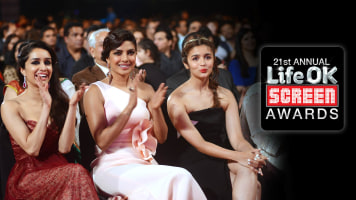 21st Life Ok Screen Awards 2015