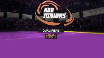 KBD Juniors Qualifiers 2018/19 Hindi
