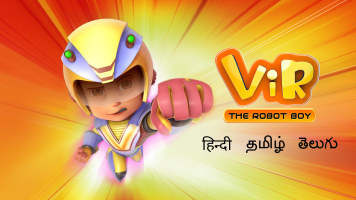 Vir - The Robot Boy