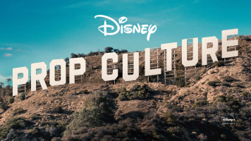 Disney Prop Culture
