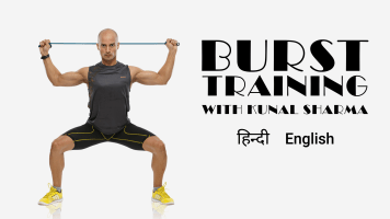 Burst Training with Kunal Sharma