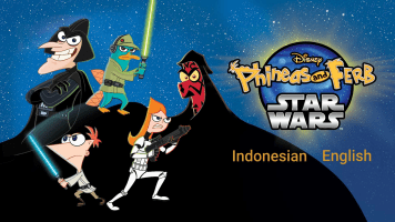 Phineas and Ferb: Phineas and Ferb Star Wars