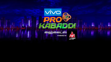 Vivo PKL 6 Hlts. 2018 Tamil