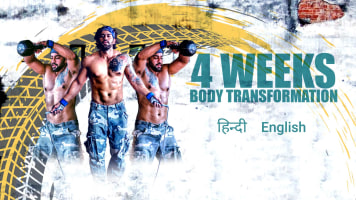 Four Weeks Body Transformation