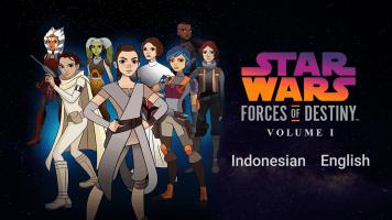 Star Wars Forces of Destiny: Volume 1