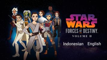Star Wars Forces of Destiny: Volume 2