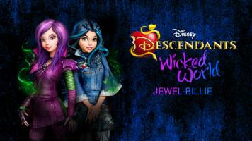 Descendants: Wicked World Jewel-Billie