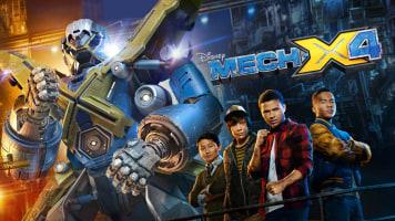 Disney Mech-X4