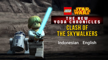 Lego Star Wars: The New Yoda Chronicles - Clash of the Skywalkers (Vader Wins Version)