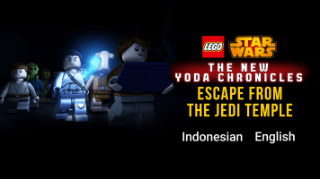Lego Star Wars:  The New Yoda Chronicles - Escape from the Jedi Temple