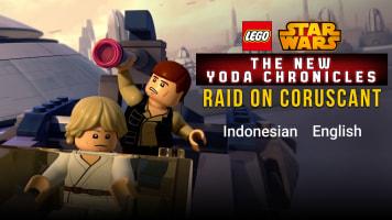 Lego Star Wars: The New Yoda Chronicles - Raid on Coruscant