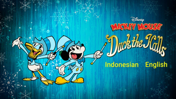 Disney Duck The Halls: A Mickey Mouse Christmas Special (Tv Special)
