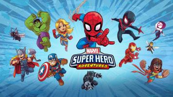 Marvel Super Hero Adventure