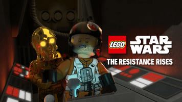 LEGO Star Wars: The Resistance Rises (Shorts)