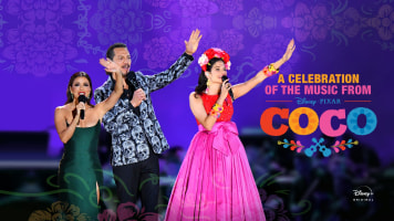 A Celebration of Music from Coco