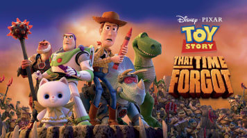 Toy Story That Time Forgot (Tv Special)
