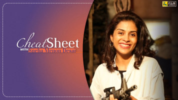 Cheat Sheet with Sneha Menon Desai