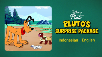 Pluto's Surprise Package