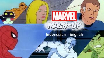 Marvel Mash-Up (Interstitials)