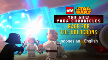 Lego Star Wars:  The New Yoda Chronicles - Race for the Holocrons