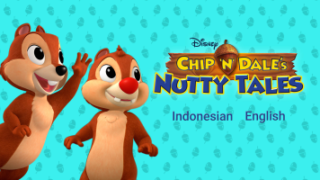 Disney Mickey and the Roadster Racers - Chip 'N' Dale's Nutty Tales (Shorts)