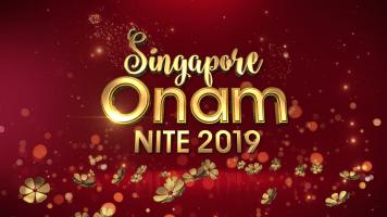 Singapore Onam Nite
