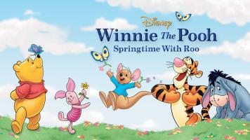 Winnie The Pooh: Springtime With Roo