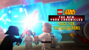 LEGO Star Wars: The New Yoda Chronicles - Race For Holocrons